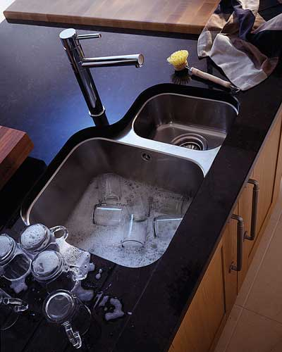 Undermount Sink Cutout 1